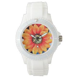 Glitter Sunflower Watch
