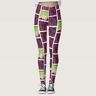 Glitter & Sweat, Custom Leggings