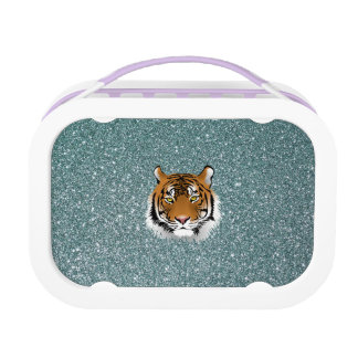 Glitter Tiger Lunchboxes