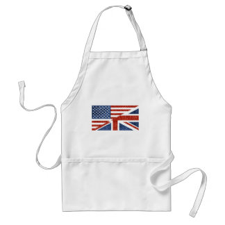 glitter usa uk standard apron