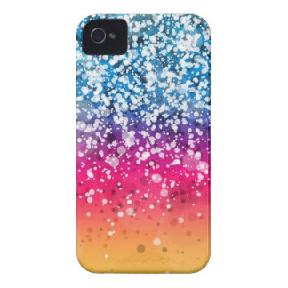 Glitter Variations VII Case-Mate iPhone 4 Case