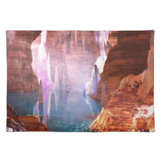 Glittering Caves Placemat