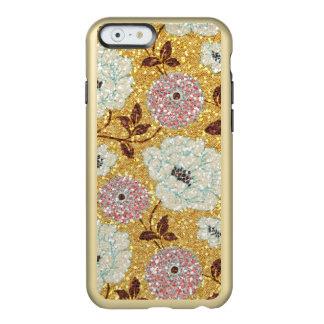 Glittering Fall Floral Brocade Tapestry Incipio Feather® Shine iPhone 6 Case