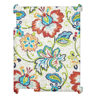 Glittering Flowers for Mom Case For The iPad