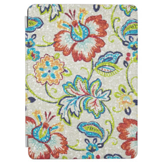 Glittering Flowers for Mom iPad Air Cover