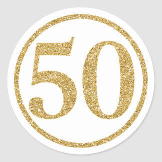 Gold Number 50 Gifts Gift Ideas On Zazzleca