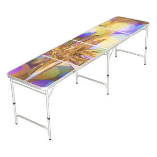 Glittery Beer pong Table 2