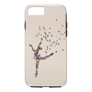 Glittery Dancer iPhone 7 Case