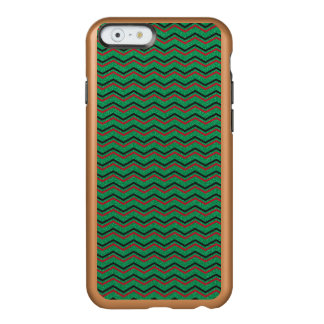 Glittery Holiday Zigzags Incipio Feather® Shine iPhone 6 Case