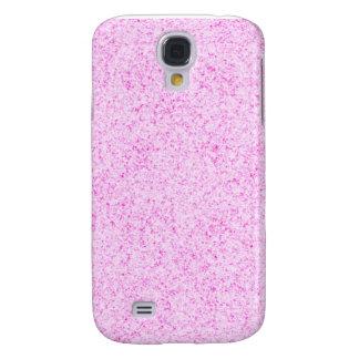 Glittery pink texture