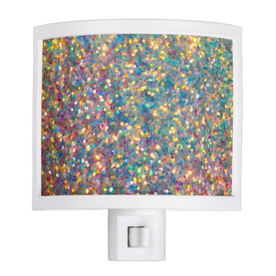 Glitz Glitter Nightlight! Night Lites
