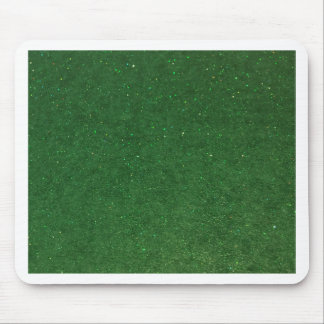 GLITZ Green Mouse Pad