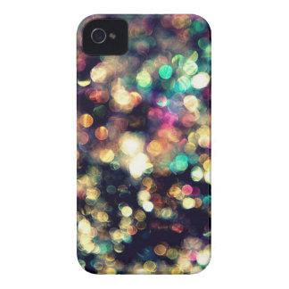 glitzy glitter glam Case-Mate iPhone 4 cases
