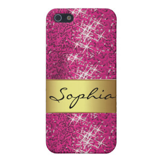 Glitzy iPhone 5 Case