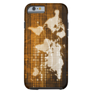 Global Access of Service and Technology Solutions Tough iPhone 6 Case
