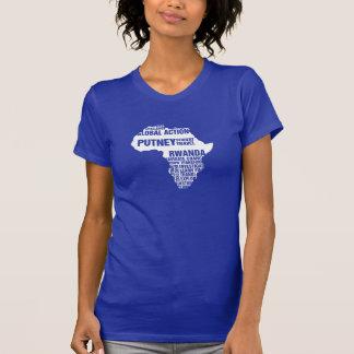 Global Action Rwanda in Multiple Colors T-Shirt