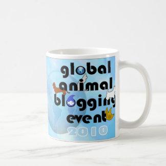 Global Animal Blogging Event 2010 Coffee Mug