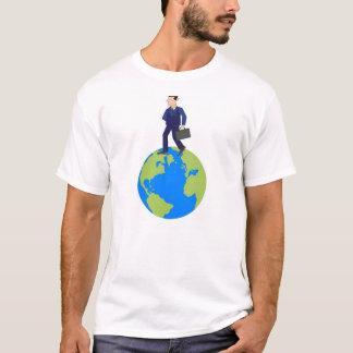 Global Business Man T-Shirt