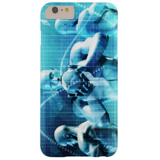 Global Conference Concept as a Abstract Background Barely There iPhone 6 Plus Case