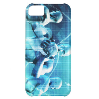 Global Conference Concept as a Abstract Background iPhone 5C Case