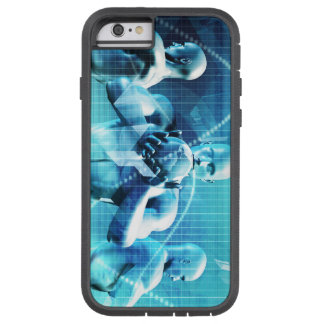 Global Conference Concept as a Abstract Background Tough Xtreme iPhone 6 Case