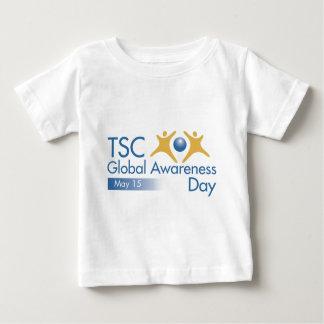 Global Day Logo Zazzle.jpg Baby T-Shirt