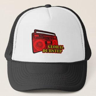 GLOBAL DUBSTEP TRUCKER HAT