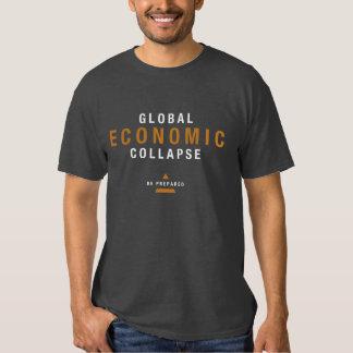 Global Economic Collapse Men's T-shirt