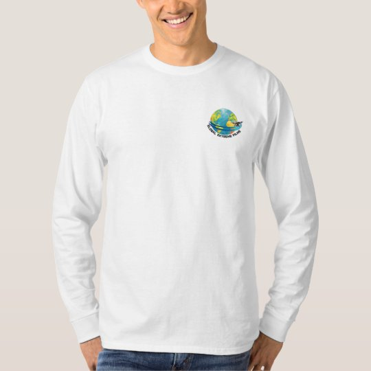 Global Extreme Films L-Sleeve Shirt (White)