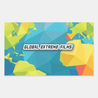 Global Extreme Films Sticker (Banner)