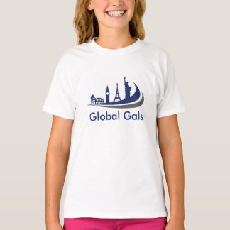 Global Gals Girls T-Shirt