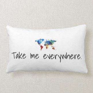 Global Girls United Take Me Everywhere Pillow