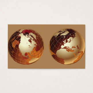 Global Gold Business Card