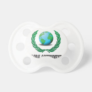 global government baby pacifiers