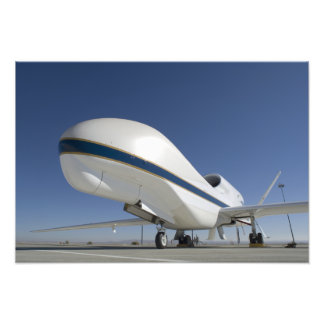 Global Hawk unmanned aircraft Photo Print