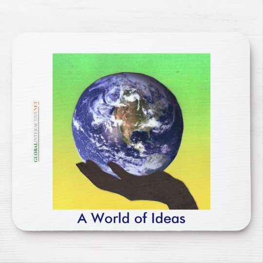 Global Interactive Net Mousepad