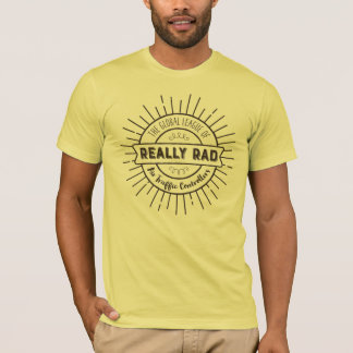 Global League of Really Rad Air Traffic Controller T-Shirt