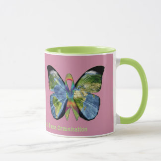 Global Lyme and Invisible Illness Awareness Mug