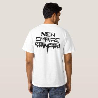 Global NES male shirt white