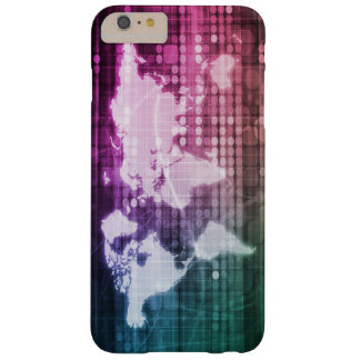 Global Network Connection and Integrated Barely There iPhone 6 Plus Case