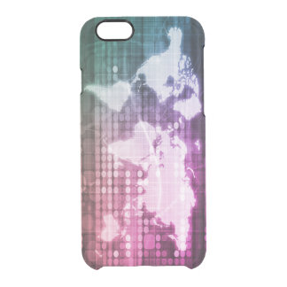 Global Network Connection and Integrated Clear iPhone 6/6S Case