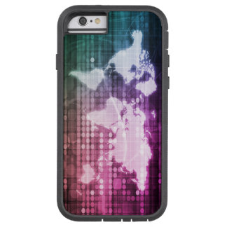 Global Network Connection and Integrated Tough Xtreme iPhone 6 Case