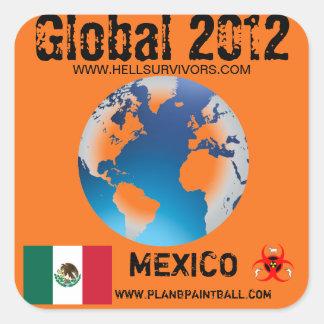 Global Sticker Mexio 2012
