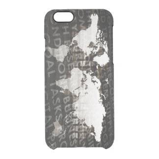 Global Subscription Services System as a Platform Clear iPhone 6/6S Case