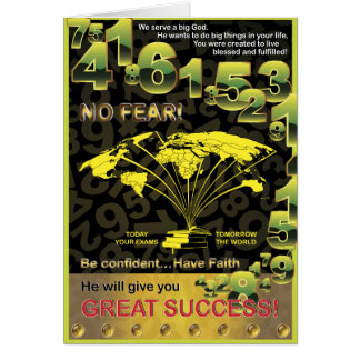 Global Success Card