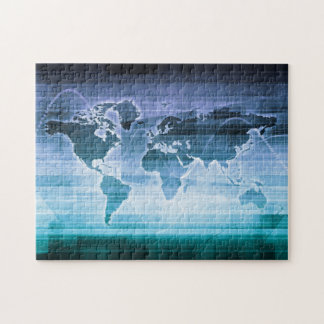 Global Technology Solutions Jigsaw Puzzle