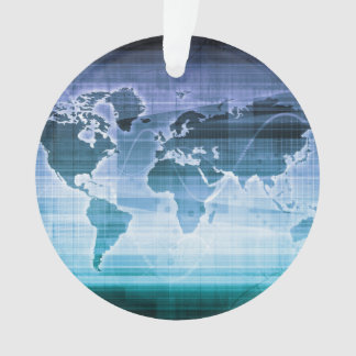 Global Technology Solutions Ornament