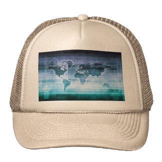 Global Technology Solutions Trucker Hat