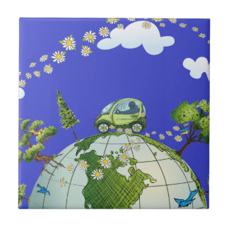 Global Travel Tiles