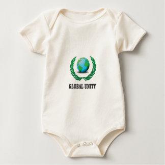 global unity award baby bodysuit